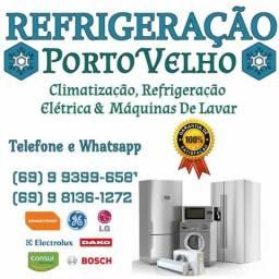Refrigeração Porto Velho Limpeza De Central a Partir de $89,90