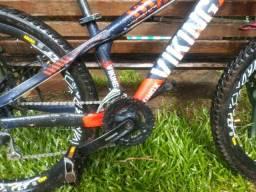 Bicicleta vikingx tuff 25 negocialvel downhill/enduro comprar usado  Domingos Martins
