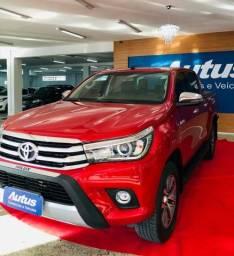 Toyota Hilux 2.8 SRX 4x4 TD / 16v Diesel 4P Automática - 2018