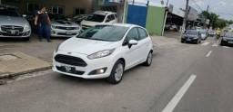 New Fiesta Hatch 1.5/2014 completo +GNV - 2014