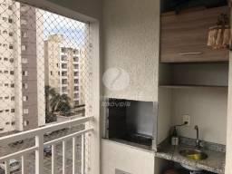 Apartamento à venda com 2 dormitórios em Mansões santo antônio, Campinas cod:AP004857
