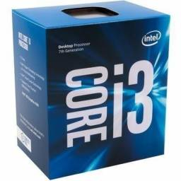 Kit i3 7100 - Memoria HyperX 4GB - Placa mãe ASUS 1151 H110M