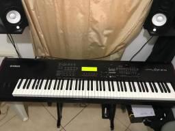 Usado, Teclado / Piano Digital Yamaha S90es comprar usado  Brasília