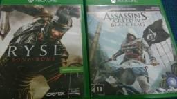 Assassin's Creed Black Flag e Ryder Son of Rome