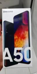 Samsung a50 cor preta