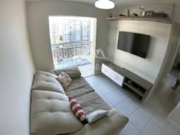 Apartamento de 3 quartos no Villaggio Laranjeiras com vista para piscina