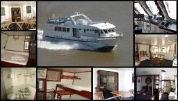 Barco aluguel belém