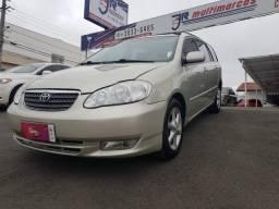 Toyota/Fielder - 2005 espaçoso e muito conservado