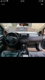 Nissan Tiida 1.8 SL completo FLEX AUT. 2012/13 C
