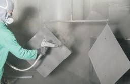 Pintura Eletrostática a Pó