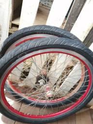 Vendo roda de poti aro 24