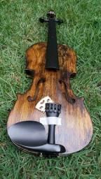 Violino antigo 4/4 restaurado