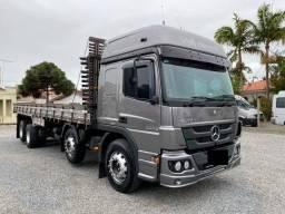 Caminhão Mb Atego Mod. 2430 Ano 2014/15