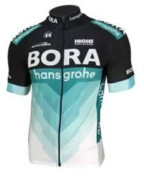 Camiseta De Ciclismo Barbedo Hangrohe Bora Mtb E Speed
