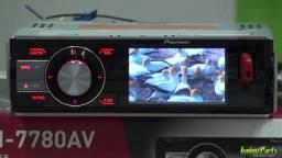 DVH - 7780 AV pionner DVD player
