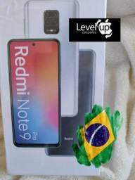 ELETRIZANTE! Redmi Note 9 Pro 128 da Xiaomi. Novo Lacrado com Garantia e Entrega hj