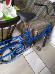 Bicicleta retro ano 76.<monareta