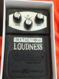 Pedal Metal Loudness