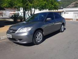 Honda civic 2005 automatico revisado pegar e andar aceito troca