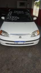 Civic 03 + carros