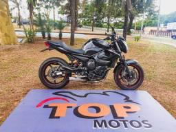 Yamaha XJ6 N/ABS 2012 - Escapamento Esportivo e Eliminador de Rabeta!!