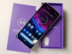 Motorola one action semi novo