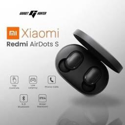 Fone de Ouvido Xiaomi Redmi Airdots S 2020 Bluetooth com Modo Gamer
