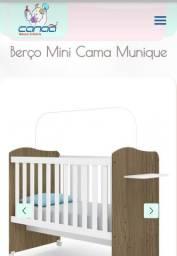 Berço infantil Canaã Baby