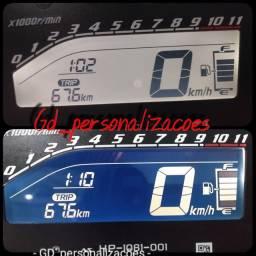 Conserto de personalizo painéis (carros e motos )