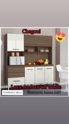 Armário de cozinha lory ambar