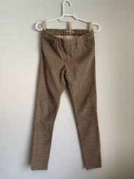 Calça infantil da Zara