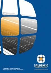 Energia Solar - reduza 95% em sua fatura de energia