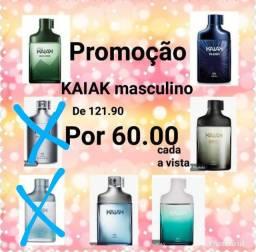 Promoção várias fragrâncias kaiak 100ml da natura originais e lacrados