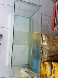 Aquário de 1 metro