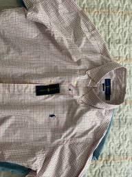 Camisa social Ralph Lauren Tam. G