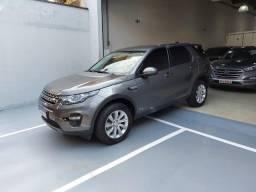 Land Rover Discovery Sport 2.0 SI4 Turbo Se 4P Aut. ano 2017 Unico dono c apenas 19 mil km