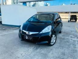 Honda Fit Ex 1.5 Automático - 2014 Com Couro