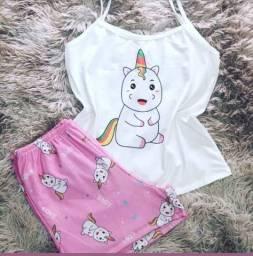 Pijamas de Alça