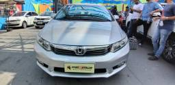 Honda Civic 2.0 LXR Automático Flex Completo 2014 GNV