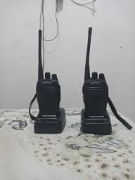 Rádio comunicador walk tal Baofeng 12km
