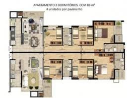 Apartamento 03 Dorm - Bairro Jardim América