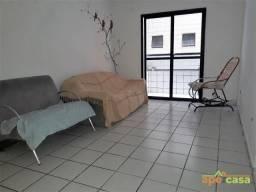 Apartamento para alugar com 1 dormitórios em Ocian, Praia grande cod:687
