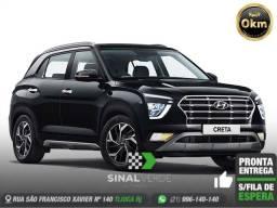 Título do anúncio: Hyundai Creta 2022 1.0 tgdi flex comfort automático