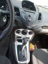 Vendo Ford Fiesta SD  1.6 SEA 2014 Flex automático prata