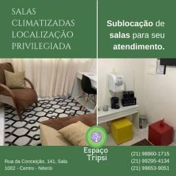 Sublocação de Salas em Niterói