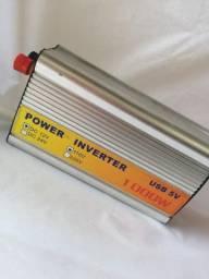 Inversor 1000w Conversor Transformador 12v 110v Original