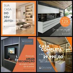 Título do anúncio: Móveis Planejados - Diviani Interiores