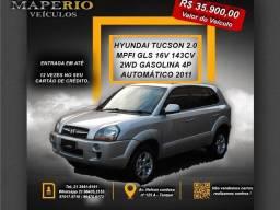 Título do anúncio: Hyundai Tucson 2011 2.0 mpfi gls 16v 143cv 2wd gasolina 4p automático
