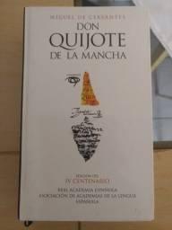Título do anúncio: Livro Don Quijote de La Mancha (em espanhol) Dom Quixote