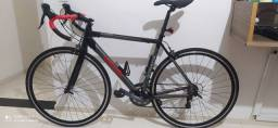 Título do anúncio: Bicicleta Caloi Strada Speed toda revisada, motivo venda é que comprei uma de competição